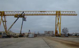Crane-Gantry-montag