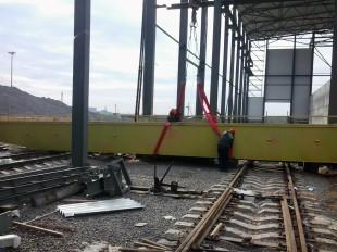монтаж-мостового-крана